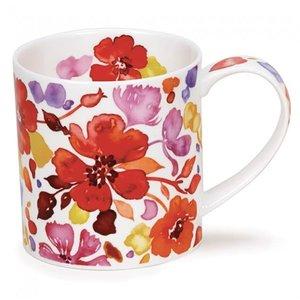 Dunoon Orkney Firenze Red Mug