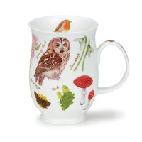 Suffolk Woodland Owl Mug
