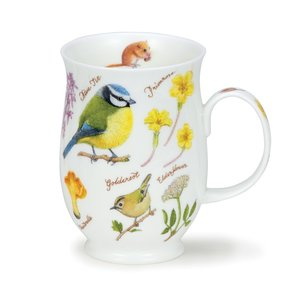 Dunoon Suffolk Woodland Bluetit Mug