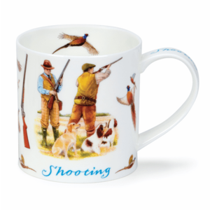 Dunoon Orkney Shooting Mug