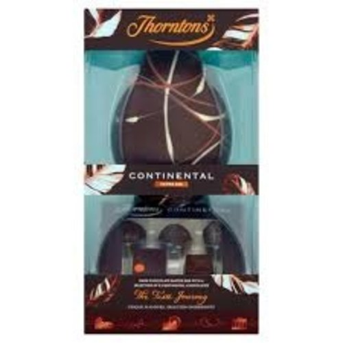 Thorntons Continental Collection Dark Chocolate Large Egg