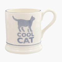 Emma Bridgewater Cool Cat 1/2 Pint Mug