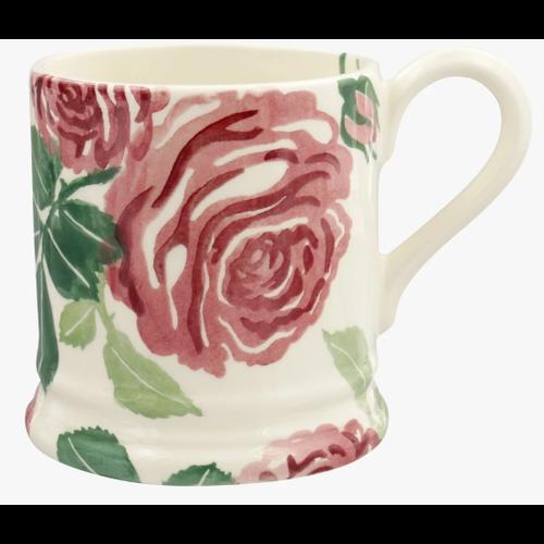 Emma Bridgewater Emma Bridgewater Pink Roses 1/2 Pint Mug