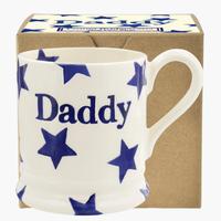 Blue Star Daddy 1/2 Pint Mug Boxed