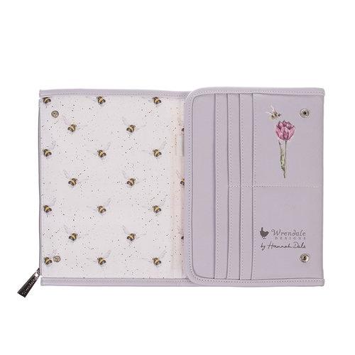 Wrendale Wrendale 'Flight of the Bumblebee' Notebook Wallet