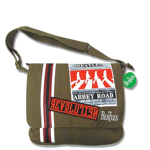 Disaster Designs Abbey Road Canvas Satchel