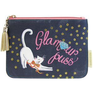 Disaster Designs Keepsake Glamour Puss Pouch