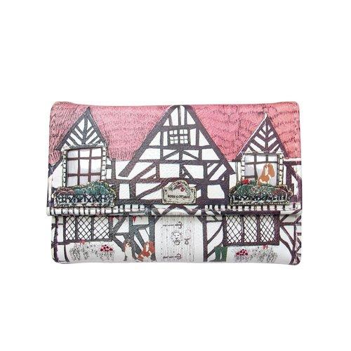 Disaster Designs Home Tudor Wallet