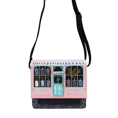 Disaster Designs Boulevard Sweet Shop Mini Bag