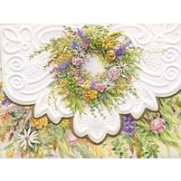 Wreath Portfolio Cards
