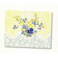 Sunny Bouquet Notecards