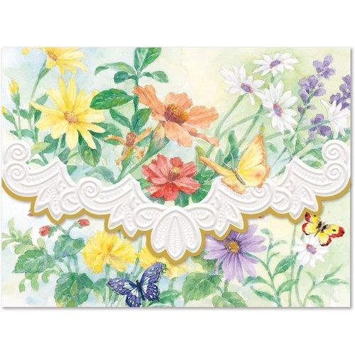 Spring Meadow Portfolio Cards