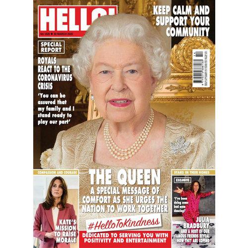 Hello Magazine 30 March