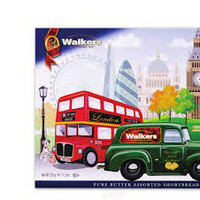 Walker's London Icon Shortbread