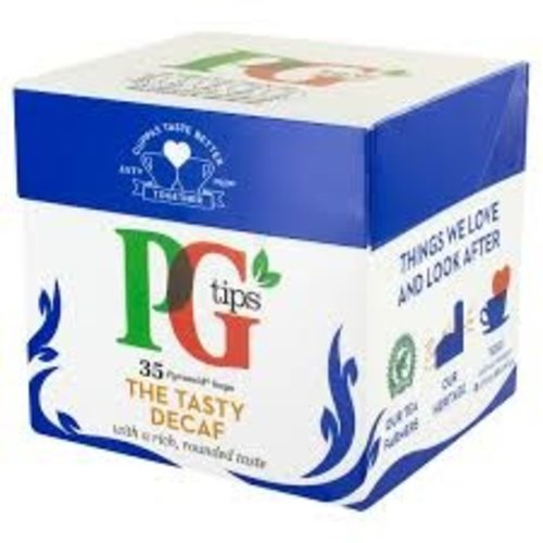 PG Tips PG Tips Decaf 35 T Bags