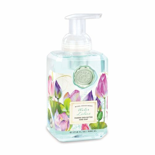 Michel Design Works Water Lilies Foaming Hand Soap