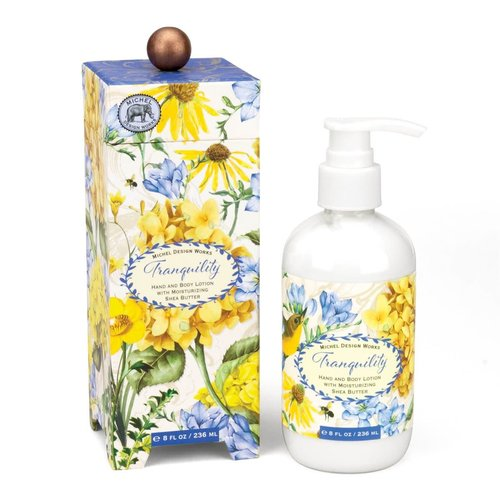 Michel Design Works Michel Tranquility Hand And Body Lotion