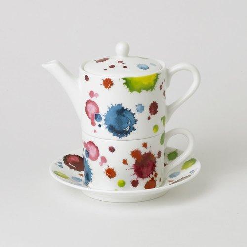 Roy Kirkham Splash Tea for One