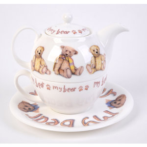 Roy Kirkham My Teddy Bear Tea for One