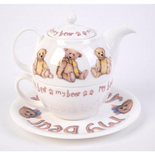 Roy Kirkham My Teddy Bear Tea for One