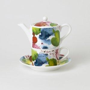 Roy Kirkham Planets Tea for One