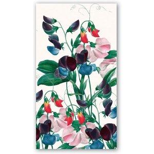 Michel Design Works Sweet Pea Hostess Napkin