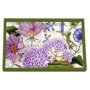 Michel Design Works Rhapsody Decoupage Wooden Vanity Tray