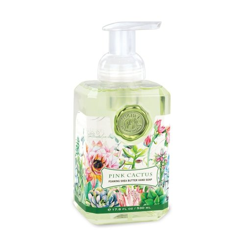 Michel Design Works Michel Pink Cactus Foaming Soap