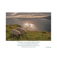 Irish Landscape Friendship Card