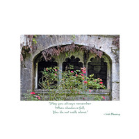 Irish Abbey Thinking of You Card