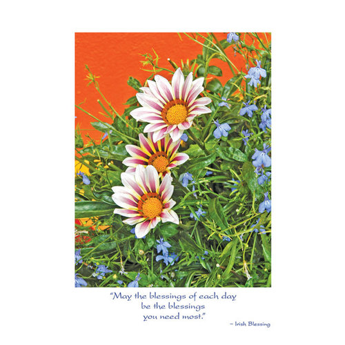 Blessings of Each Day Get Well Card