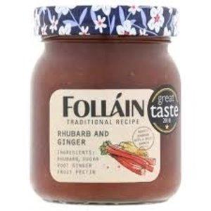 Follain Follain Extra Fruit Rhubarb and Ginger Jam