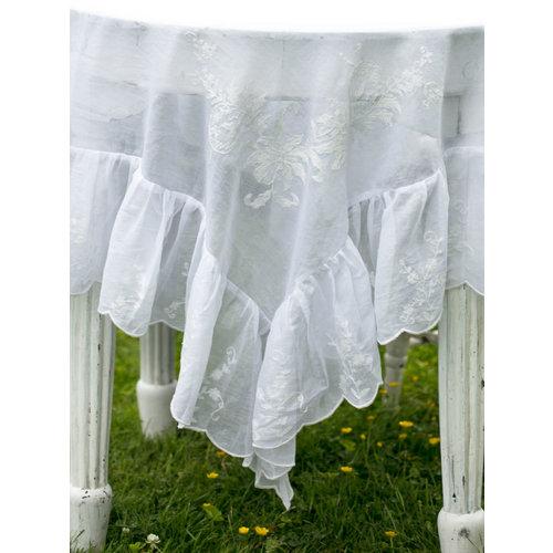 "April Cornell Josephine Tablecloth 54"" x 54"""