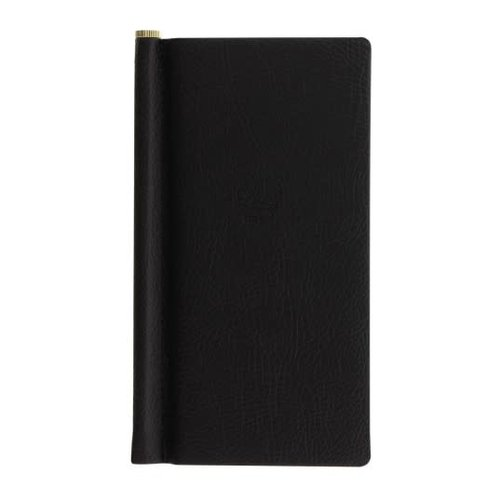 Letts of London Origins Pocket Travel Journal Black