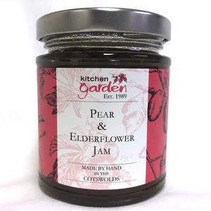 Kitchen Garden Kitchen garden Pear and Elderflower Jam
