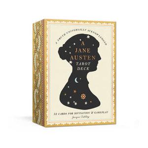 Penguin Random House LLC Jane Austen Tarot Cards