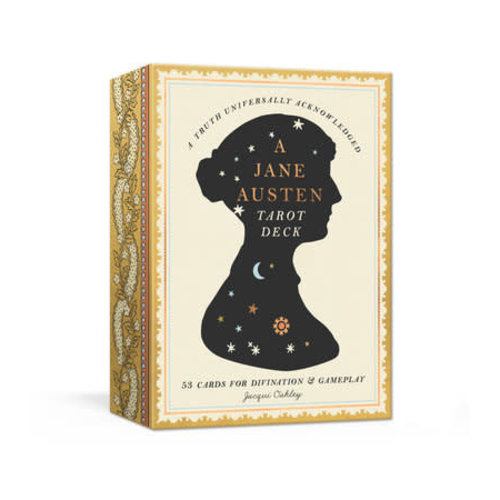 Penguin Random House LLC Jane Austen Tarot Cards