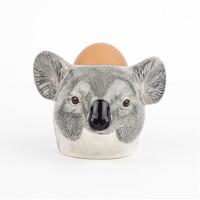 Quail Koala Face Egg Cup
