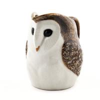 Quail Barn Owl Large Jug