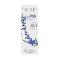 Yardley English Lavender Eau De Toilette - 125 mL