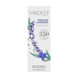 Yardley Yardley English Lavender Eau De Toilette - 125 mL