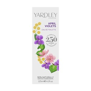 Yardley Yardley April Violets Eau De Toilette