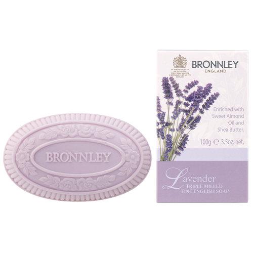 Bronnley Lavender triple milled soap