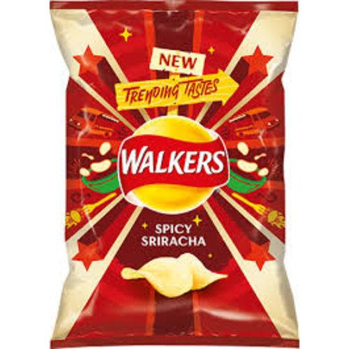 Walker's Walkers Spicy Sriracha Crisp