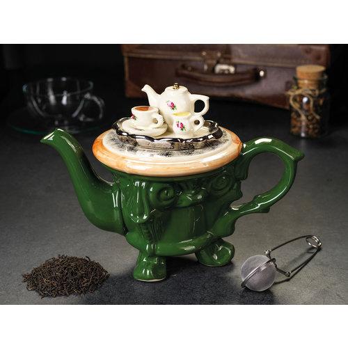 Carters of Suffolk Tony Carter Tea in The Garden Teapot