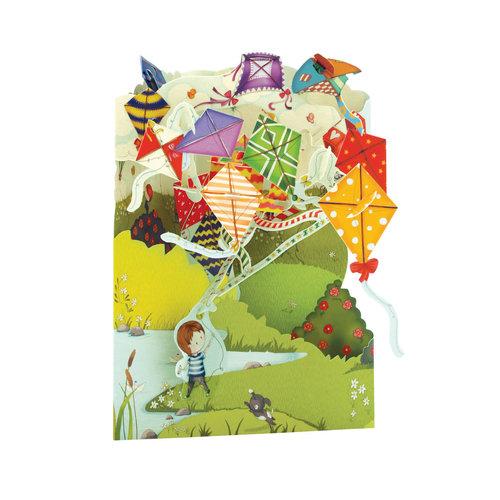 Santoro London Swing Cards Kites