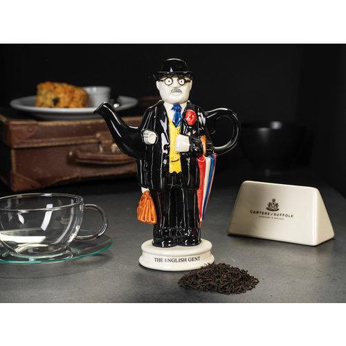 Tony Carter English Gentlemen Teapot