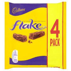Cadbury 4 pack Flake