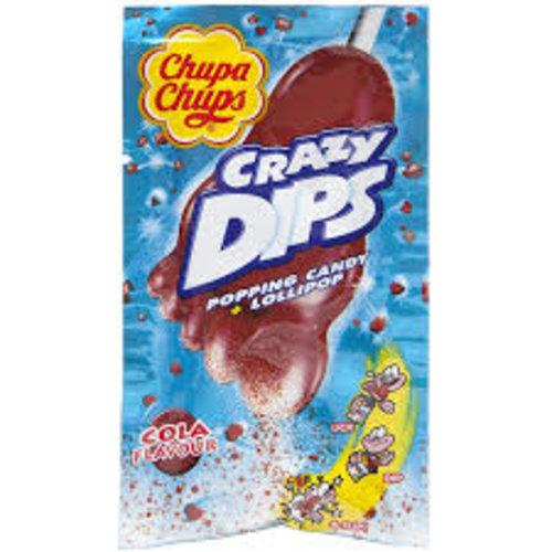Chupa Chups Cola Crazy Dips
