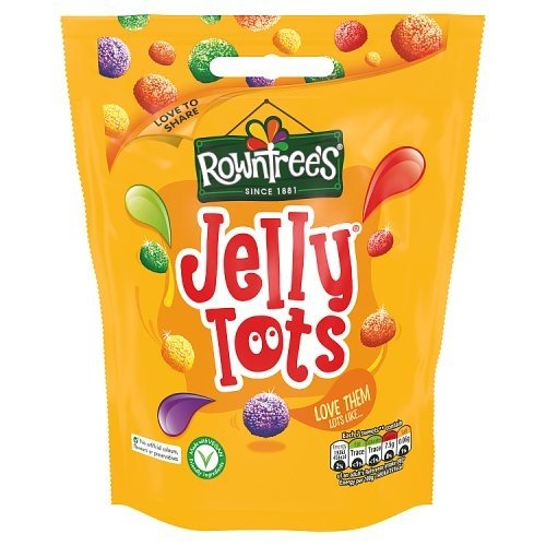 Rowntree's Rowntrees Jelly Tots Large Bag